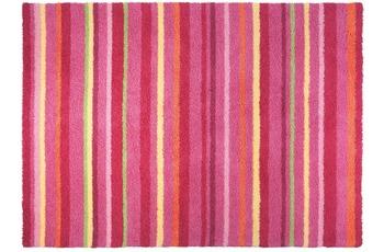 ESPRIT Teppich Funny Stripes ESP-2845-01 rot 140 x 200 cm