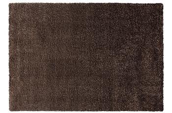 ESPRIT Hochflor-Teppich Cosy Glamour ESP-0400-85 braun 160 x 225 cm