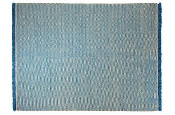 ESPRIT Teppich Loom ESP-7018-04 blau 160 x 230 cm
