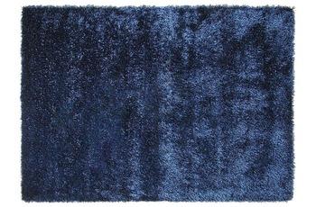 ESPRIT Hochflor-Teppich New Glamour ESP-3303-13  jeansblau 120 x 180 cm