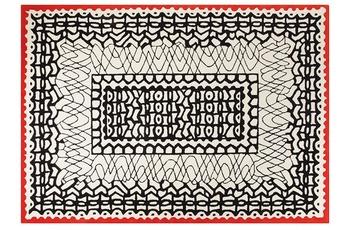 ESPRIT Teppich Oriental ESP-3624-01 weiss 70 x 140 cm