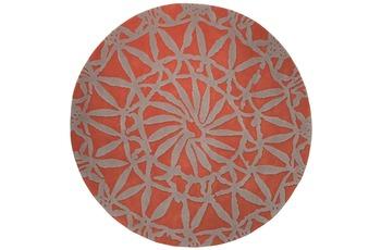 ESPRIT Teppich Oriental Lounge ESP-3404-03 terrakotta/ orange 100 x 100 cm