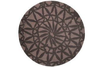 ESPRIT Teppich Oriental Lounge ESP-3404-04 taupe 100 x 100 cm