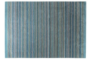 ESPRIT Teppich Samba Stripes ESP-3623-06 blau 140 x 200 cm