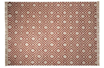 ESPRIT Teppich Simple ESP-7012-03 rot 160 x 230 cm