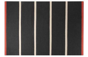 ESPRIT Teppich Simple Stripe ESP-7017-01 schwarz 160 x 230 cm