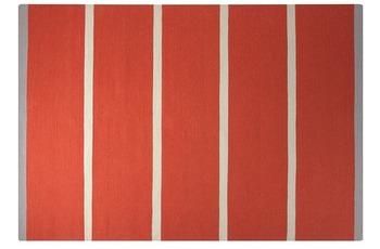 ESPRIT Teppich Simple Stripe ESP-7017-02 terrakotta/ orange 160 x 230 cm