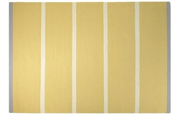ESPRIT Teppich Simple Stripe ESP-7017-05 gelb 160 x 230 cm