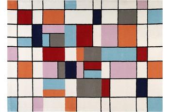 ESPRIT Teppich Buttons ESP-4202-05 multicolor 140x200