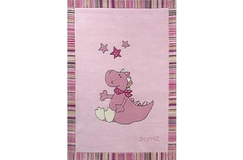 ESPRIT Teppich Sweet dragon ESP-504-01 pink 140x200
