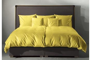 Fischbacher Bettbezug 902 Jersey gelb 13 uni