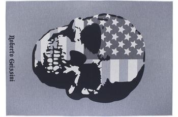 Roberto Geissini American Skull 123x180cm