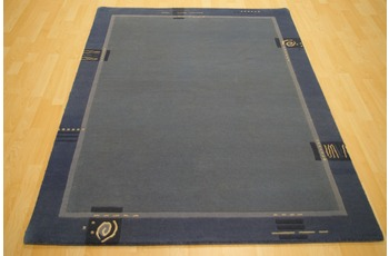 Ghorka 132 blau 170 x 240 cm