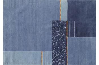 Ghorka 271 blau 170 x 240 cm