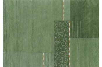 Ghorka Nepal-Teppich 271 grün