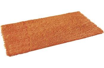 Gözze Allzweckteppich, Hochflor, Farbe orange