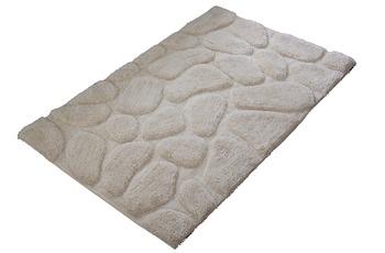 Gözze Badteppich Steine natur