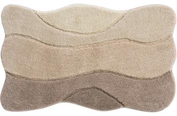 GRUND , Badteppich, CURTS 307 beige