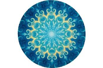 GRUND Badteppich Mandala RUHE 60 cm rund