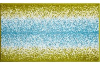GRUND DOLOMITI Badteppich blau-grün