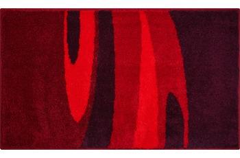 GRUND LATISANA Badteppich rubin