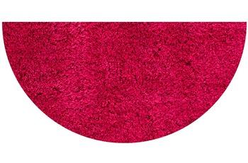 GRUND LEX Badteppich pink 50 x 80 cm halbrund