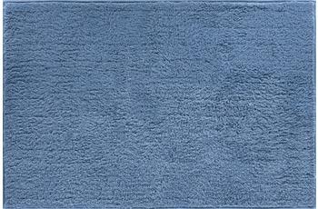 GRUND MANHATTAN Badteppich jeansblau 60 x 90 cm