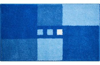 GRUND Badteppich Linea Due MERKUR, blau