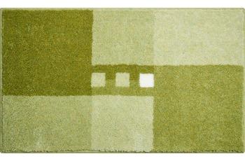 GRUND Badteppich Linea Due MERKUR, grün