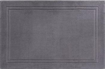 GRUND PAVIA Badteppich anthrazit 70x110 cm