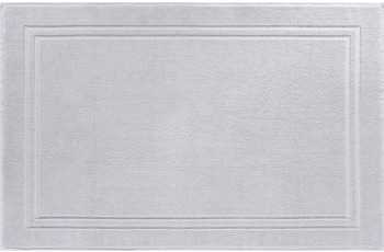 GRUND PAVIA Badteppich grau 70x110 cm