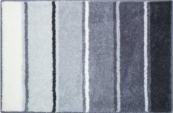 GRUND SUMMERTIME Badteppich grau 65x115 cm