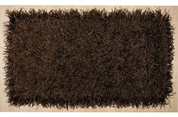 Hair - Uni 89 coffee 70 x 140 cm