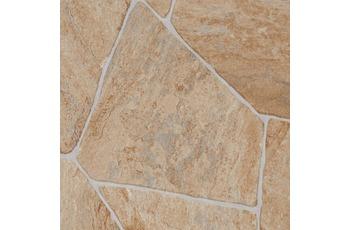 Hometrend PVC-Boden 2/ 3/ 4m breit, Rapport L100/ B100cm, nicht gestürzt
