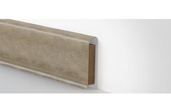 Döllken Ep60 Frb.2617 Sandstein Metalic Beige 250 cm lang, Paketinhalt 2,5 m