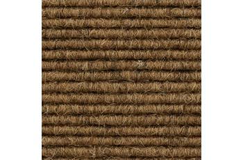 Hometrend Teppichboden Interland 532 Fliesen 50x50 cm Sand, Paketinhalt 0,25 qm