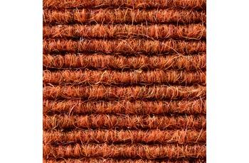 Hometrend Teppichboden Interland 559 Fliesen 50x50 cm Terra, Paketinhalt 0,25 qm