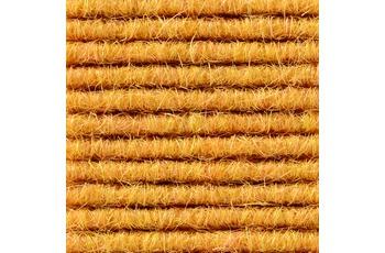 Hometrend Teppichboden Interland 568 Fliesen 50x50 cm Gelb, Paketinhalt 0,25 qm