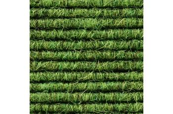 Hometrend Teppichboden Interland 569 Fliesen 50x50 cm Grün, Paketinhalt 0,25 qm