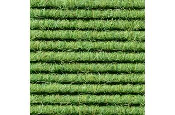 Hometrend Teppichboden Interland 580 Fliesen 50x50 cm Grün, Paketinhalt 0,25 qm