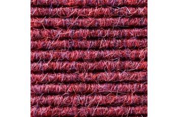 Hometrend Teppichboden Interland 581 Fliesen 50x50 cm Pink, Paketinhalt 0,25 qm