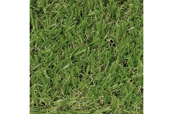 ilima Kunstrasen 200/ 400 cm breit Marinebacking/ Tufting - Grün
