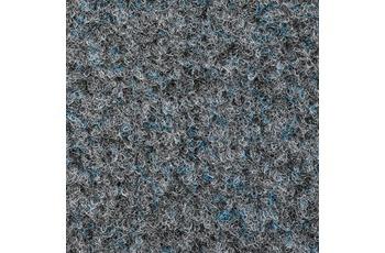 ilima Kunstrasen 200/ 400 cm breit mit Noppen/ Nadelvlies - Grau