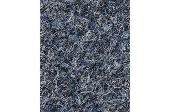 Hometrend Nadelfilz, Twist, 200/ 400 cm breit, Blaugrau
