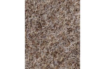 Hometrend Nadelfilz, Twist, 200/ 400 cm breit, Dunkelbeige