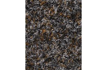Hometrend Nadelfilz, Twist, 200/ 400 cm breit, Schwarz/ Braun