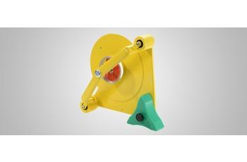 Hometrend Switchtec Toptacer, Auftragsgerät für Toptac 35