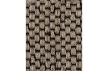 Hometrend Teppichboden Flachgewebe braun 400 cm breit