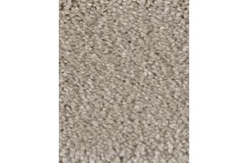 Hometrend Teppichboden Hochflor Velours beige/ creme