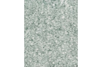 Hometrend Teppichboden Hochflor Velours lindgrün